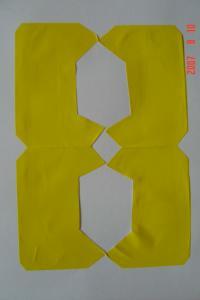 蝴蝶和花窗3(96.8.10)