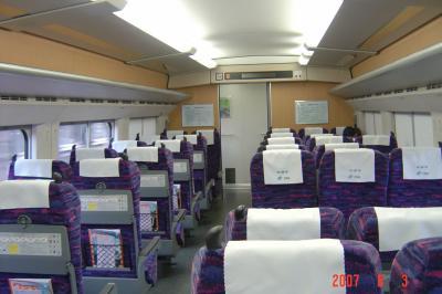 搭動車(火車),上海二日遊4(96.8.12)
