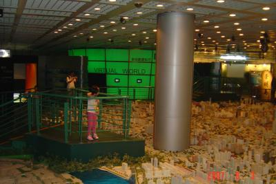 搭動車(火車),上海二日遊6(96.8.12)