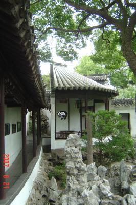 蘇州上海行(8/21):蘇州園林和市區2(96.8.29)