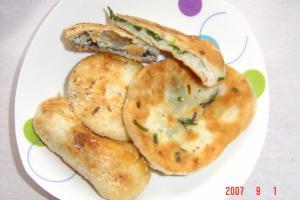 蘇州半日遊:吃燒餅+逛曲園+滴水坊午餐20(96.9.1)