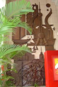 蘇州上海行(8/24):上海都市計劃展示館+外灘+新天地4(96.9.18)