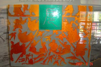 蘇州上海行(8/24):上海城市規劃展示館+外灘+新天地6(96.9.18)