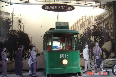 蘇州上海行(8/24):上海城市規劃展示館+外灘+新天地12(96.9.18)