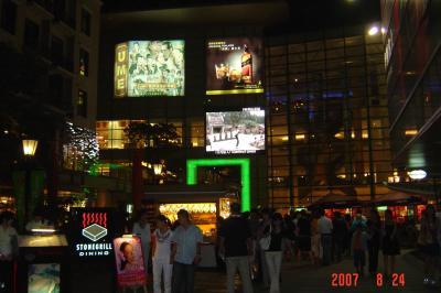 蘇州上海行(8/24):上海城市規劃展示館+外灘+新天地19(96.9.18)
