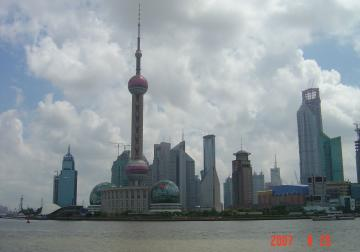 蘇州上海行(8/25):外灘+城隍廟+孫中山文物館+書店8(96.9.20)