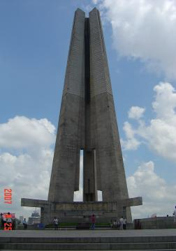 蘇州上海行(8/25):外灘+城隍廟+孫中山文物館+書店10(96.9.20)
