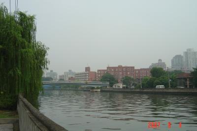 蘇州上海行(8/26):華東政法大學+搭磁浮準備回家4(96.9.22)