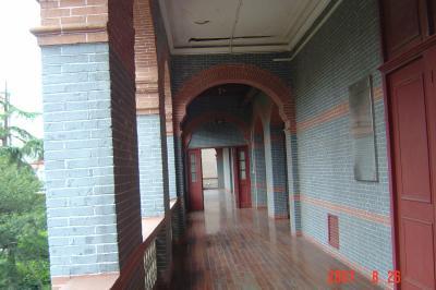 蘇州上海行(8/26):華東政法大學+搭磁浮準備回家9(96.9.22)
