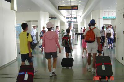 蘇州上海行(8/26):華東政法大學+搭磁浮準備回家13(96.9.22)