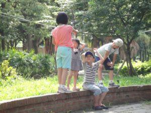 暑假第二天:網聚(100.7.2)