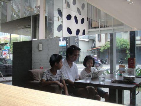 開學前的午餐(100.8.28)