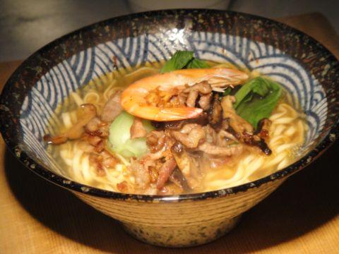 廚房之歌 ~ 煮一碗麵(100.12.20)