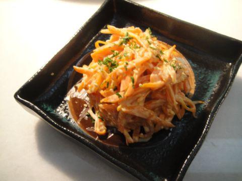 [廚房之歌]紅蘿蔔沙拉(101.4.1)