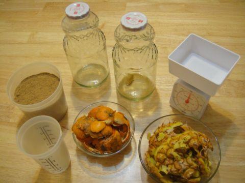 自製柑橘清潔劑(101.4.6)