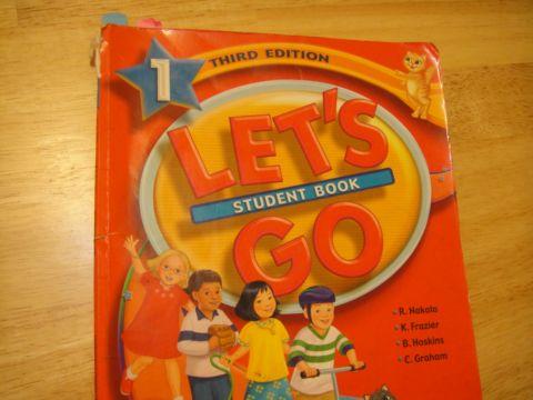 學英文 ~ 教科書 Let's GO(101.6.3)