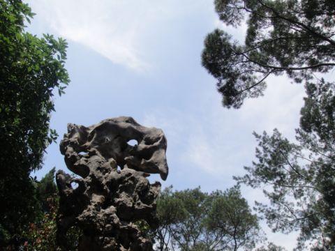 重回蘇州 ~ 逃離獅子林(101.8.7)