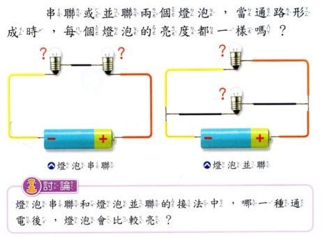 [小四]自然課 ~ 電路和半導體(101.12.17)