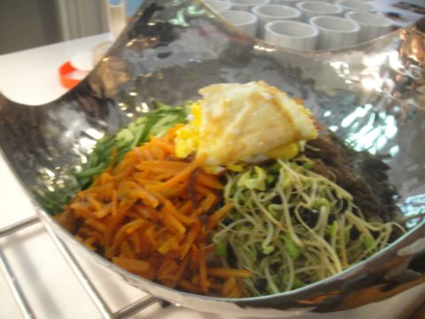 韓式拌飯(102.1.12)