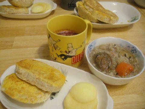 今日早餐(102.5.16)