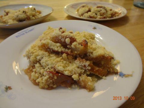 烤蘋果奶酥(102.10.9)