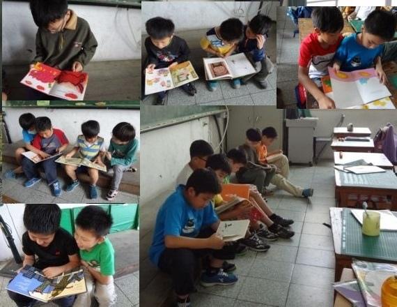[小五]說故事時間 ~ 陪伴孩子閱讀(103.5.6)