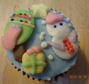 翻糖蛋糕 DIY(103.8.30)