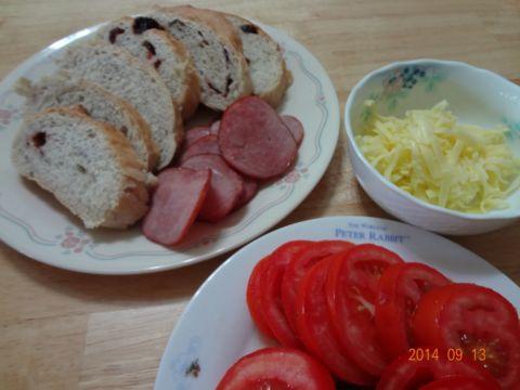 自製簡易版的早餐(103.9.18)