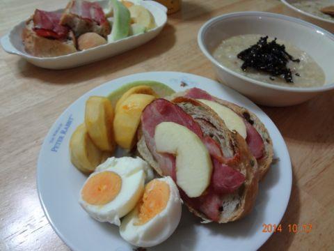 今日早餐(103.10.17)
