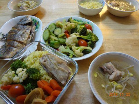 今日晚餐(103.11.30)