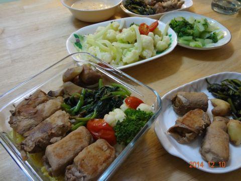 今日晚餐(103.12.10)