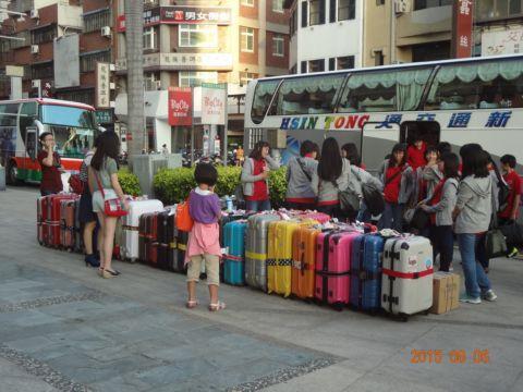 [小六]暑假裡的國民外交課(104.8.7)
