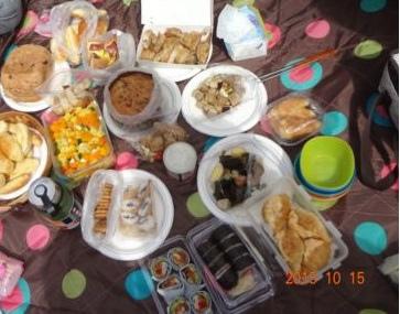 二子坪野餐趣(104.11.7)