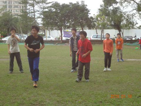 [七年級] 選舉日。打球日(105.1.16)