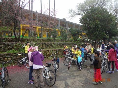 練騎 ~ 自行車騎乘教學(105.3.13)