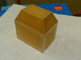 [七年級] 103 的木屋製作(105.3.18)