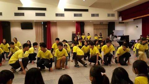 [七年級] 參加冬令營的心得(105.1.30)