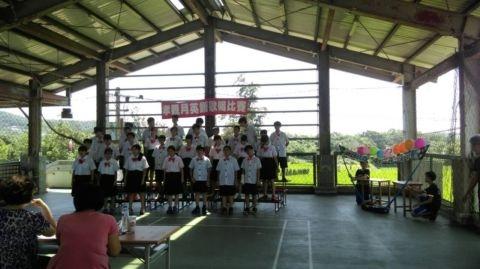 [七年級] 105 的英文歌唱比賽(105.5.11)