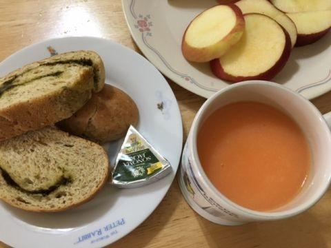 紅蘿蔔濃湯(105.7.11)
