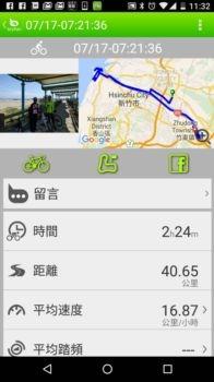 挑戰四十公里(105.7.17)