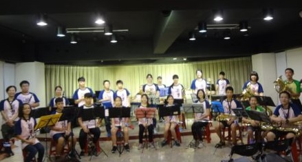 [七年級]與樂團共舞(105.8.18)