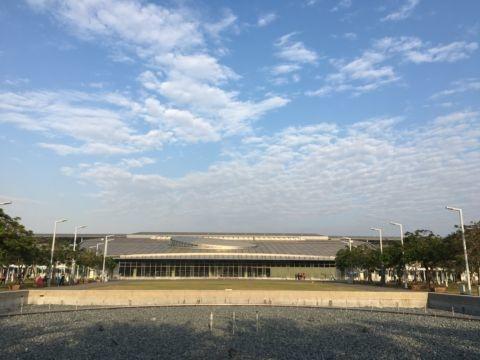 高鐵台南站(106.1.21)