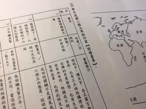 [八年級]開學日(106.2.13)