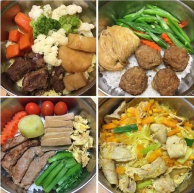 一周晚餐 ~ 工法與廚藝(106.4.28)