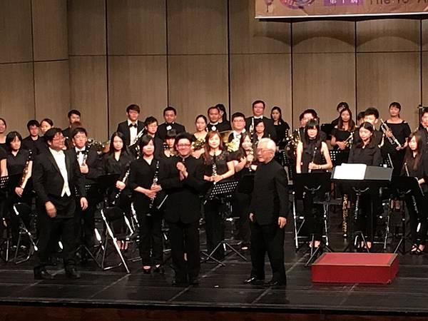 第十屆臺灣國際音樂節開幕音樂會(106.7.14)