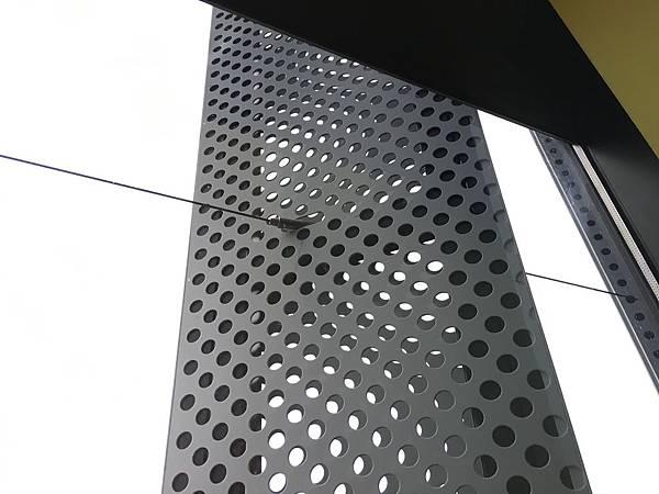 監造實務分享/次震宇宙館完工前參訪(107.1.8)