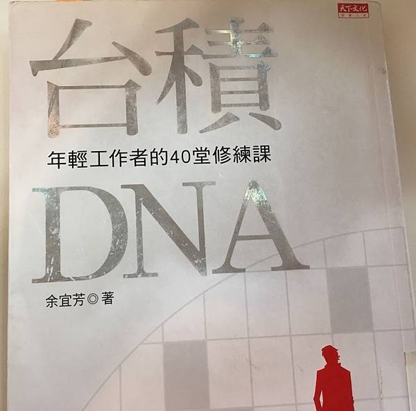 台積 DNA(107.1.17)