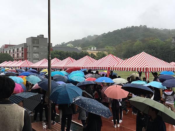 [小高一] 班親會 + 大雨中的園遊會(108.3.9)