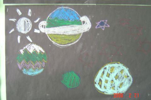 [大班]太陽系家族(98.2.21)