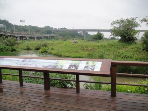 竹東,頭前溪生態公園(98.7.18)
